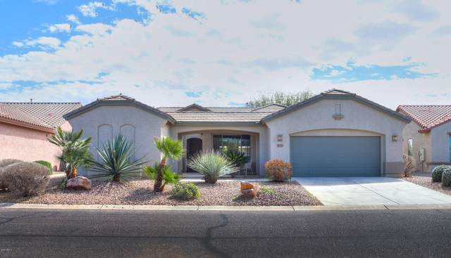 4785 W Nogales Way, Eloy, AZ 85131 (MLS #6044327) :: Riddle Realty Group - Keller Williams Arizona Realty