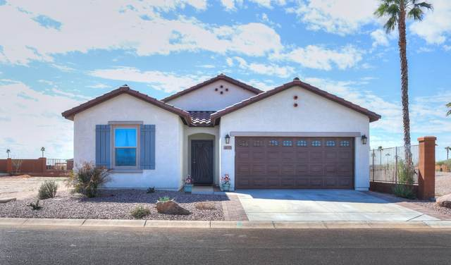 4155 W Painted Horse Drive, Eloy, AZ 85131 (MLS #6044384) :: Riddle Realty Group - Keller Williams Arizona Realty