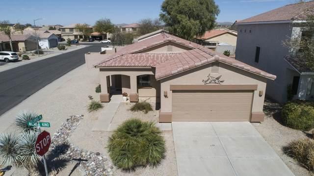 1424 E Avenida Kino, Casa Grande, AZ 85122 (MLS #6044453) :: Howe Realty