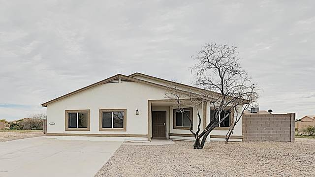 15261 S Diablo Road, Arizona City, AZ 85123 (MLS #6044519) :: The Mahoney Group