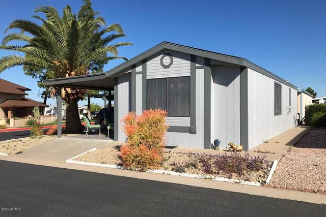 5735 E Mcdowell Road #311, Mesa, AZ 85215 (MLS #6044620) :: Brett Tanner Home Selling Team
