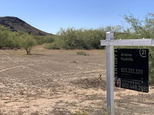 0 W Buckeye Road, Tonopah, AZ 85354 (MLS #6044621) :: Brett Tanner Home Selling Team