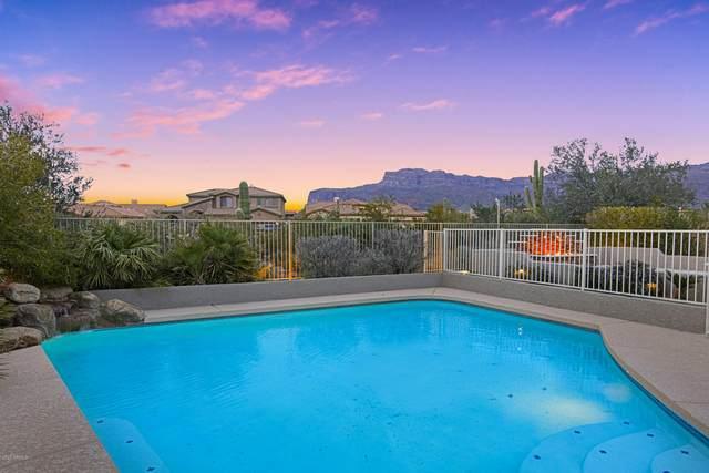 7344 E Desert Honeysuckle Drive, Gold Canyon, AZ 85118 (MLS #6044648) :: Brett Tanner Home Selling Team