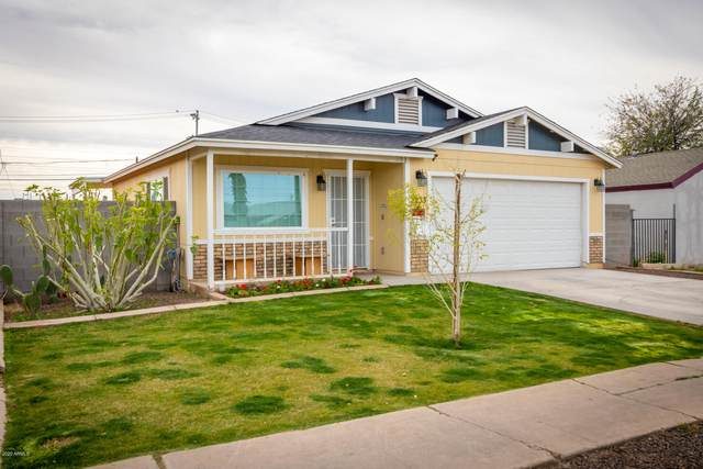 2233 E Taylor Street, Phoenix, AZ 85006 (MLS #6044657) :: Riddle Realty Group - Keller Williams Arizona Realty