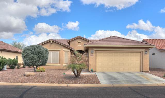 5202 W Buckskin Drive, Eloy, AZ 85131 (MLS #6044792) :: Riddle Realty Group - Keller Williams Arizona Realty