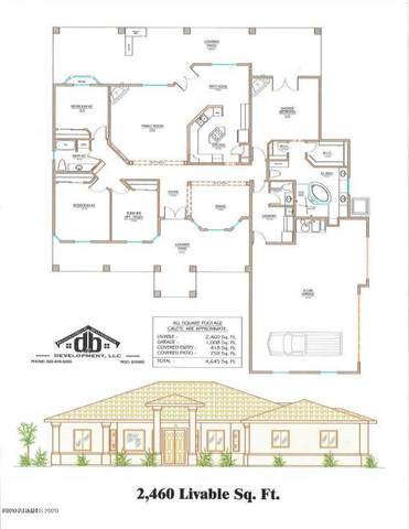 2460 Sq Ft S Lizard Trail, Hereford, AZ 85615 (MLS #6044838) :: Revelation Real Estate