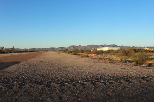 0 W Donald Road, Aguila, AZ 85320 (MLS #6045029) :: Dave Fernandez Team | HomeSmart