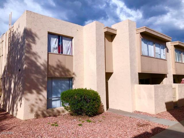 3526 W Dunlap Avenue #151, Phoenix, AZ 85051 (MLS #6045044) :: Klaus Team Real Estate Solutions