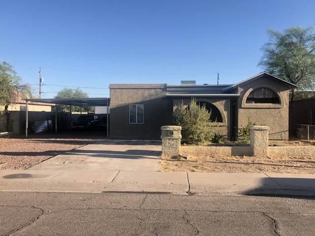 2521 E Corona Avenue, Phoenix, AZ 85040 (MLS #6045107) :: Conway Real Estate
