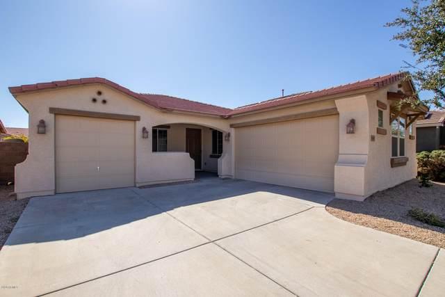 9145 W Mine Trail, Peoria, AZ 85383 (MLS #6045125) :: Howe Realty