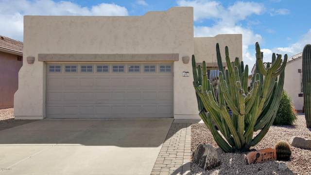 10451 E Second Water Trail, Gold Canyon, AZ 85118 (MLS #6045167) :: Brett Tanner Home Selling Team