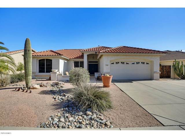 17826 W Club Vista Drive, Surprise, AZ 85374 (MLS #6045227) :: Brett Tanner Home Selling Team