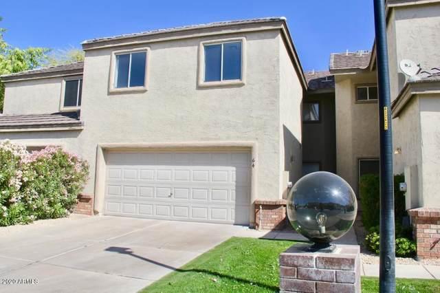 4301 N 21ST Street #64, Phoenix, AZ 85016 (MLS #6045238) :: Brett Tanner Home Selling Team