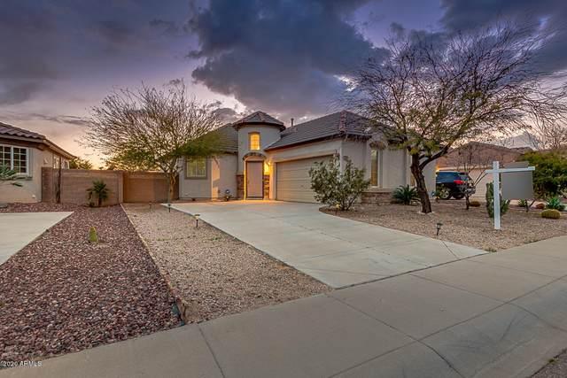 3160 N 302ND Lane, Buckeye, AZ 85396 (MLS #6045319) :: Howe Realty