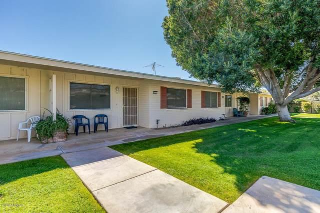 10517 W Coggins Drive, Sun City, AZ 85351 (MLS #6045408) :: Brett Tanner Home Selling Team