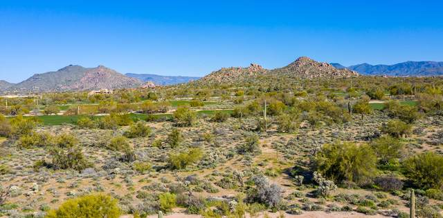 7678 E Whisper Rock Trail, Scottsdale, AZ 85266 (MLS #6045433) :: RE/MAX Desert Showcase