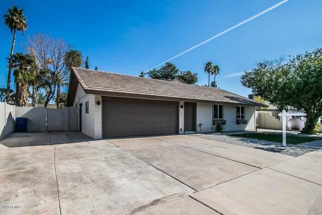 2653 S El Paradiso Avenue, Mesa, AZ 85202 (MLS #6045461) :: Riddle Realty Group - Keller Williams Arizona Realty