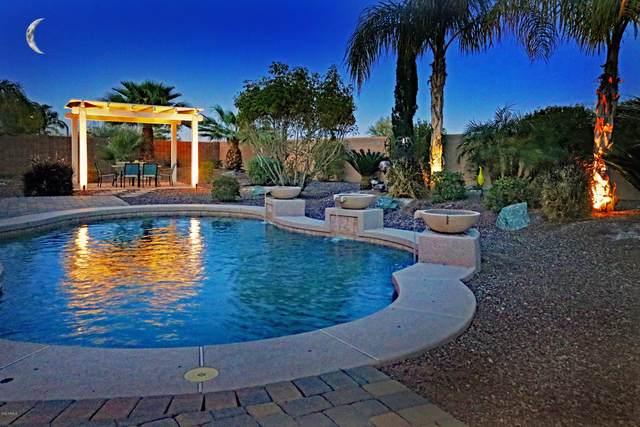 4409 N 179TH Drive, Goodyear, AZ 85395 (MLS #6045502) :: Brett Tanner Home Selling Team