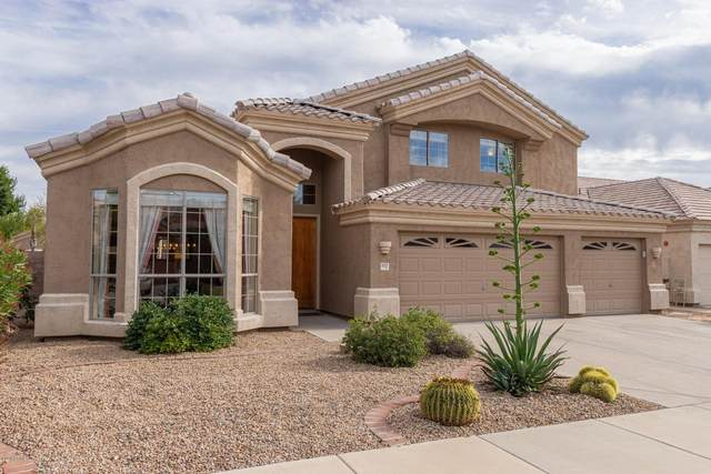 9737 E Gelding Drive, Scottsdale, AZ 85260 (MLS #6045530) :: Brett Tanner Home Selling Team