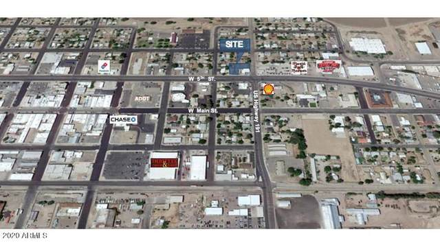 110 W 5TH Street, Safford, AZ 85546 (MLS #6045555) :: Conway Real Estate