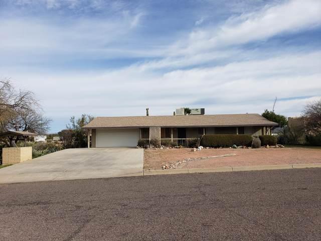 1120 Jediondia Drive, Wickenburg, AZ 85390 (MLS #6045615) :: Conway Real Estate