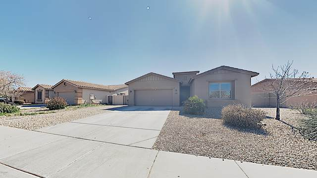 2485 E Espada Trail, Casa Grande, AZ 85194 (MLS #6045620) :: Riddle Realty Group - Keller Williams Arizona Realty
