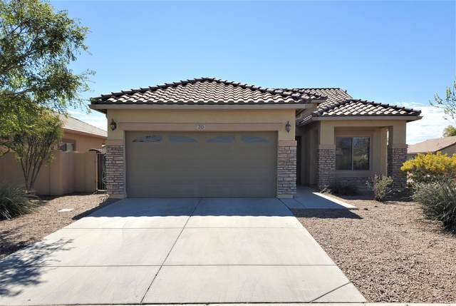213 W Kona Drive, Casa Grande, AZ 85122 (MLS #6045626) :: Yost Realty Group at RE/MAX Casa Grande
