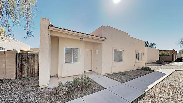 2300 E Magma Road #178, San Tan Valley, AZ 85143 (MLS #6045638) :: Revelation Real Estate