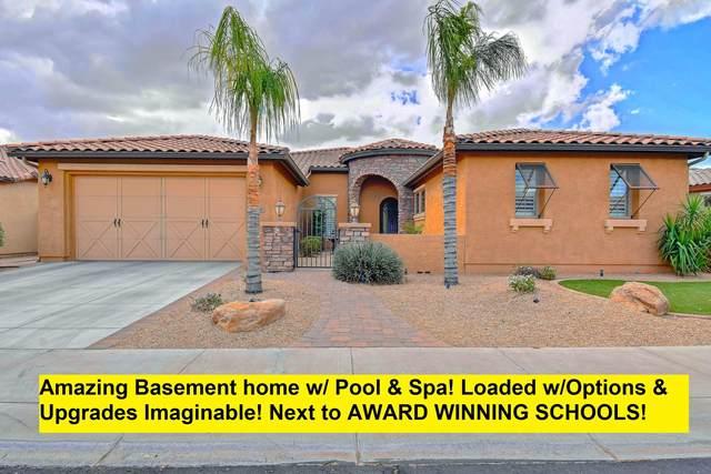 391 W Hackberry Drive, Chandler, AZ 85248 (MLS #6045710) :: Brett Tanner Home Selling Team