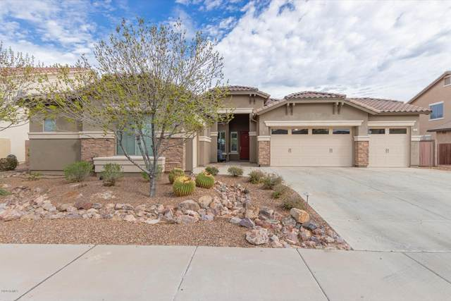 358 E Atlantic Drive, Casa Grande, AZ 85122 (MLS #6045746) :: Brett Tanner Home Selling Team