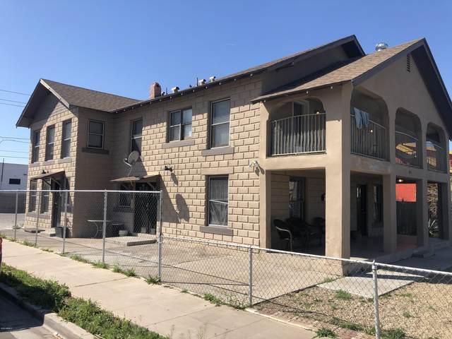 925 E Mckinley Street, Phoenix, AZ 85006 (MLS #6045754) :: Brett Tanner Home Selling Team