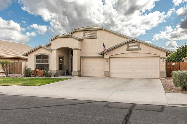 11245 E Pratt Avenue, Mesa, AZ 85212 (MLS #6045806) :: The Garcia Group