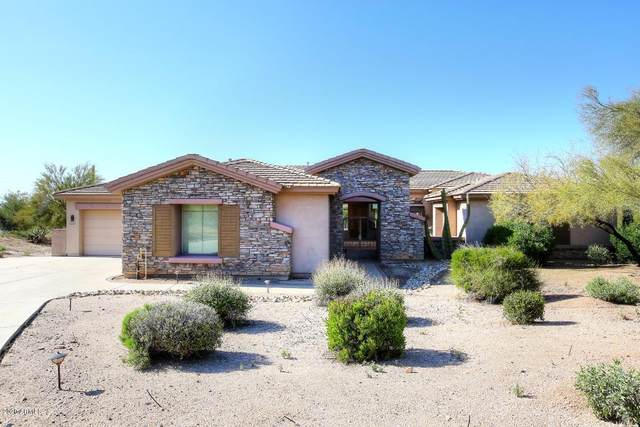 34930 N Summit Drive, Carefree, AZ 85377 (MLS #6045813) :: Long Realty West Valley