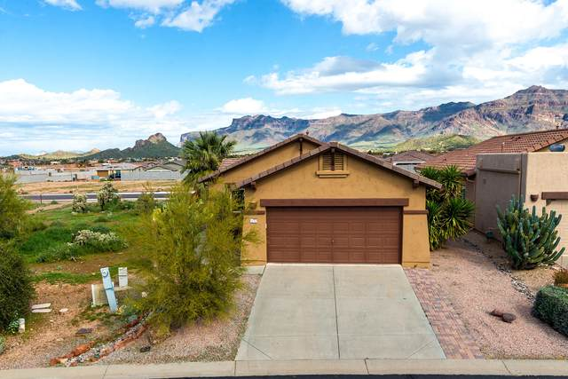 10592 E Second Water Trail, Gold Canyon, AZ 85118 (MLS #6045833) :: Brett Tanner Home Selling Team