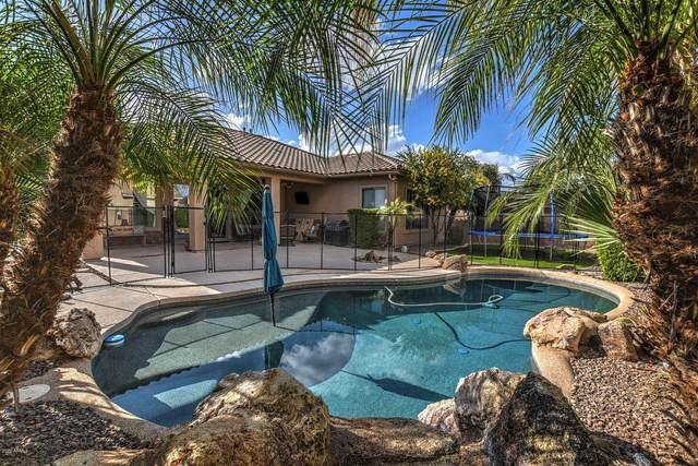 6481 S Forest Court, Gilbert, AZ 85298 (MLS #6045881) :: Revelation Real Estate