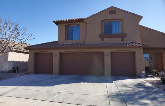 2405 W Mila Way, Queen Creek, AZ 85142 (MLS #6045914) :: Riddle Realty Group - Keller Williams Arizona Realty