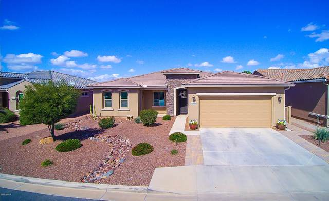 42168 W Cribbage Road, Maricopa, AZ 85138 (MLS #6045919) :: Revelation Real Estate