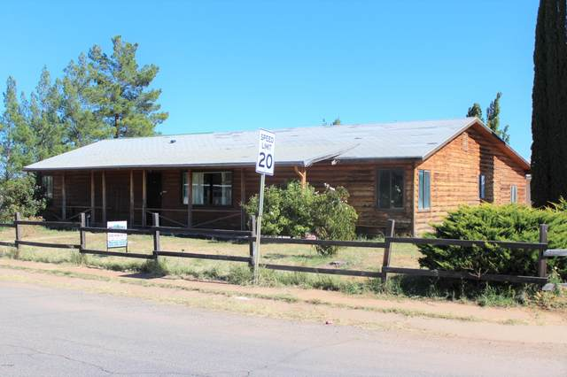 401 Grant Street, Huachuca City, AZ 85616 (MLS #6045931) :: The Laughton Team