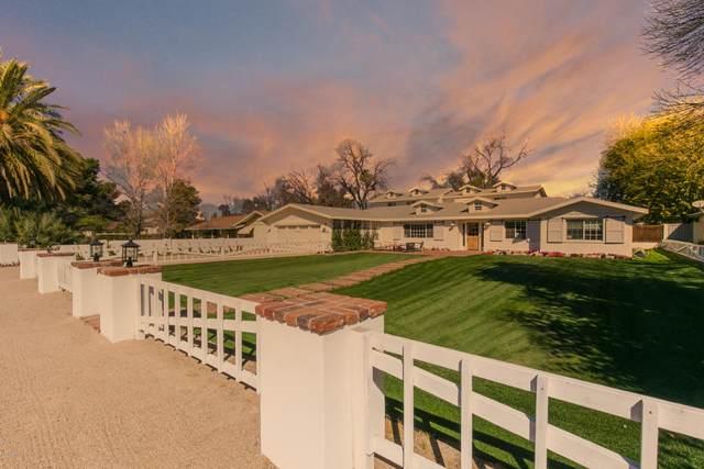 3302 E Osborn Road, Phoenix, AZ 85018 (MLS #6045956) :: Brett Tanner Home Selling Team