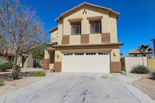 35664 W Velazquez Drive, Maricopa, AZ 85138 (MLS #6045962) :: Revelation Real Estate
