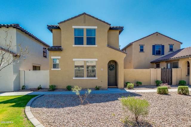 451 S Hawes Road #77, Mesa, AZ 85208 (MLS #6045968) :: Brett Tanner Home Selling Team