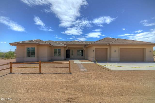 5098 E Forest Street, Apache Junction, AZ 85119 (MLS #6045982) :: The Kenny Klaus Team