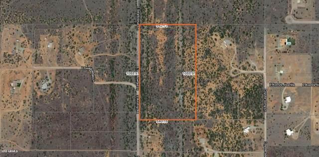 Lot 12 Airstrip Road, Hereford, AZ 85615 (MLS #6046020) :: Conway Real Estate