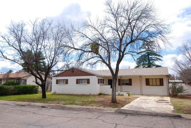 1516 San Antonio Drive, Douglas, AZ 85607 (MLS #6046114) :: Lux Home Group at  Keller Williams Realty Phoenix
