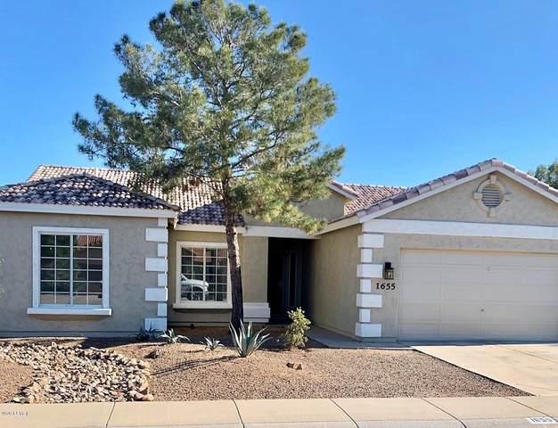 1655 E Gardenia Street, Casa Grande, AZ 85122 (MLS #6046117) :: Brett Tanner Home Selling Team