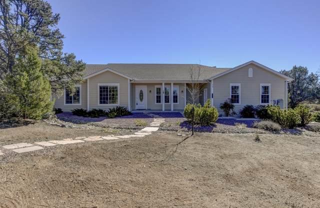 14040 N Warbonnet Lane, Prescott, AZ 86305 (MLS #6046144) :: Conway Real Estate
