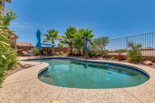 22058 N Vargas Drive, Maricopa, AZ 85138 (MLS #6046152) :: Brett Tanner Home Selling Team