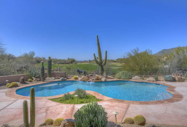 7517 E Tumbleweed Drive, Scottsdale, AZ 85266 (MLS #6046355) :: Scott Gaertner Group