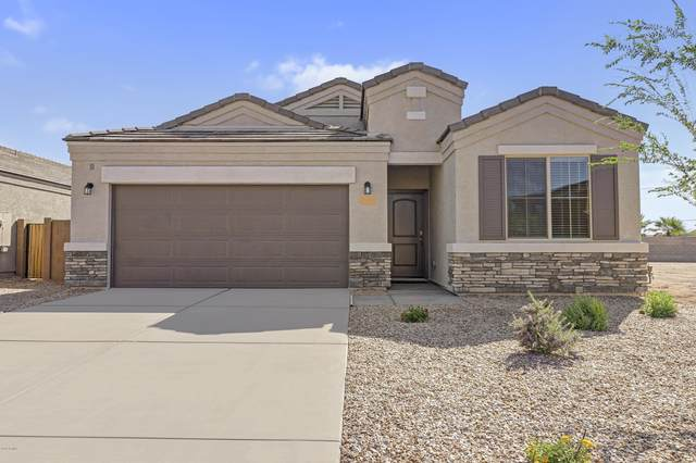 30969 W Mulberry Drive, Buckeye, AZ 85396 (MLS #6046360) :: Nate Martinez Team