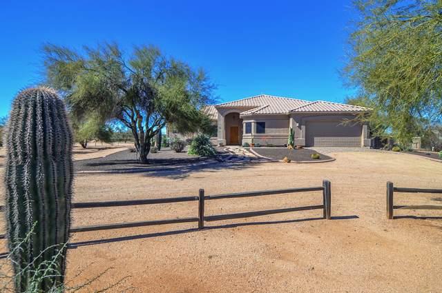 28006 N 158TH Street, Scottsdale, AZ 85262 (MLS #6046385) :: The Daniel Montez Real Estate Group